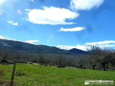 Cascadas de La Granja - Chorro Grande y Chorro Chico; excursiones desde; hiking;verano senderismo